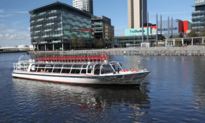 Manchester City Centre Canal Cruise - *SOLD OUT* @ Marchester River Cruises | England | United Kingdom